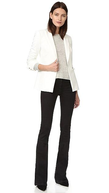 Veronica Beard Cooper Cashmere Sweater