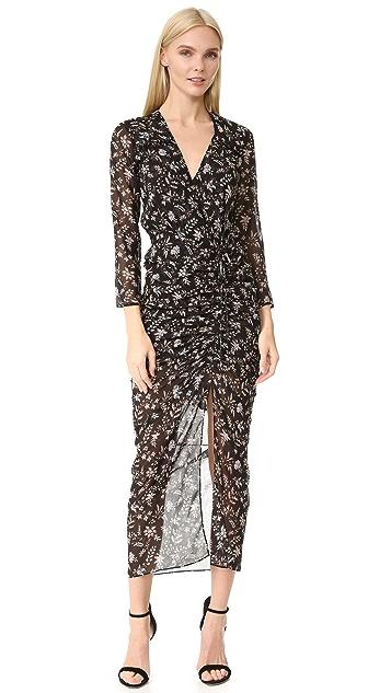Veronica Beard Merril Drawstring Dress