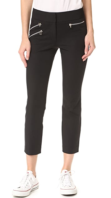 Veronica Beard Roxy Ankle Length Pants