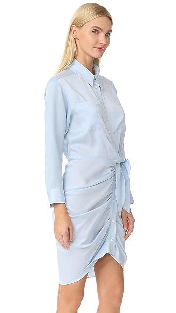 Veronica Beard Sierra Ruched Dress