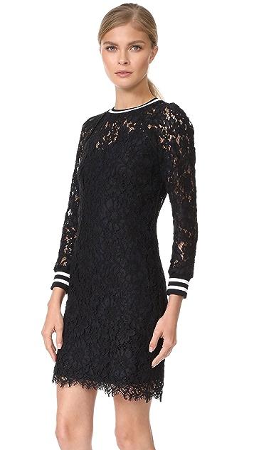 Veronica Beard Laila Lace Dress