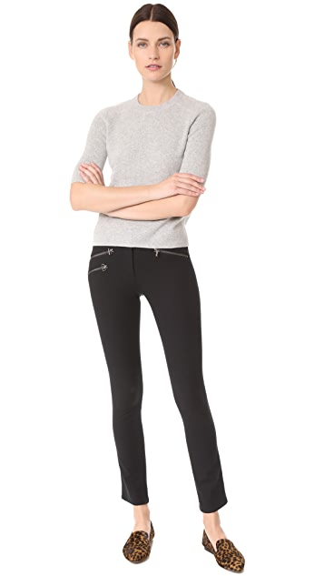 Veronica Beard Adelaide Cropped Pants