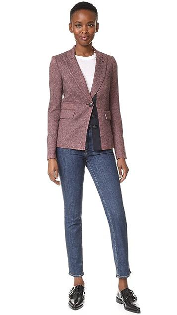 Veronica Beard Sterling Placket Jacket