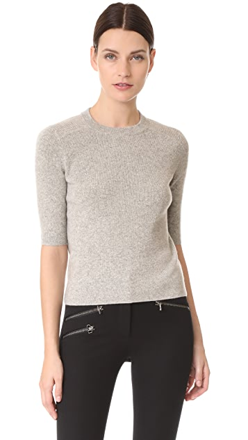 Veronica Beard Cyprus Cashmere Sweater