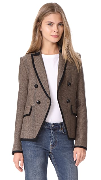 Veronica Beard Forrest Jacket