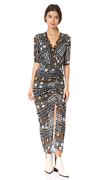 Veronica Beard Perla Maxi Dress