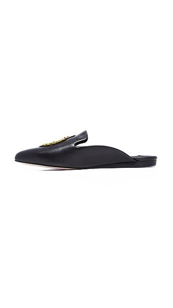 Veronica Beard Greyson Slide Mules