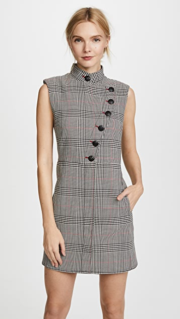 Veronica Beard Coco Button Up Dress