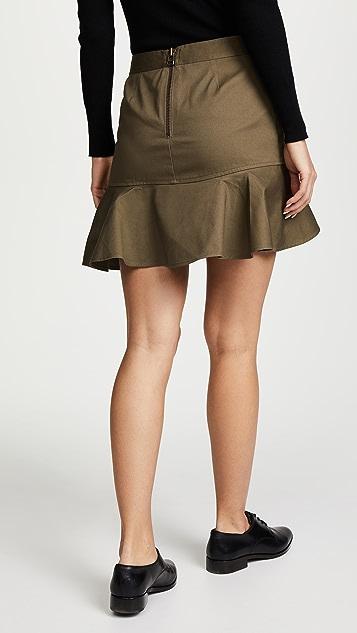 Veronica Beard Claremont Skirt