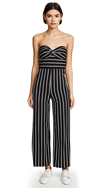 Veronica Beard Cypress Jumpsuit