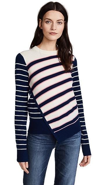 Veronica Beard Pepper Cashmere Sweater