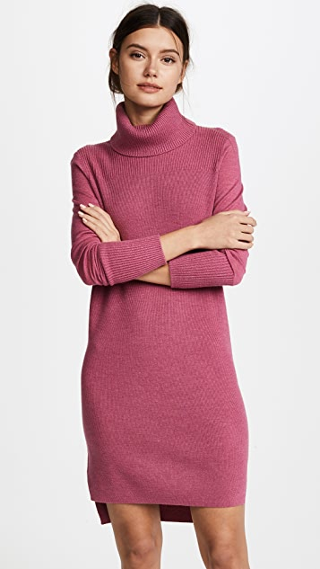 Veronica Beard Asa Turtleneck Dress