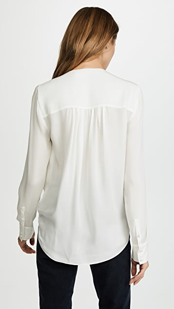 Veronica Beard Maya Blouse