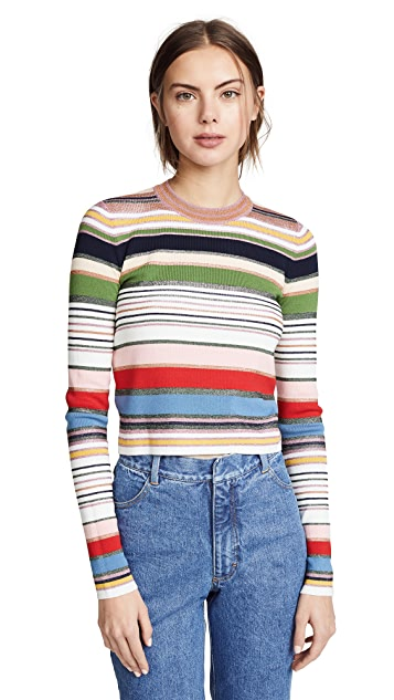 Veronica Beard Palmas Sweater
