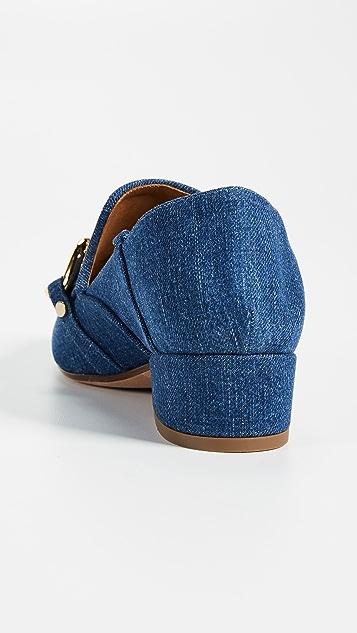 Veronica Beard Jaxon Mule Loafers