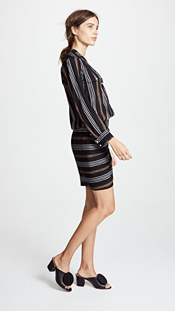 Veronica Beard Emory Dress