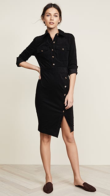 Veronica Beard Britton Shirtdress