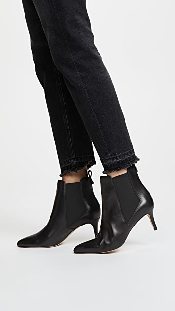 Veronica Beard Parker Chelsea Booties