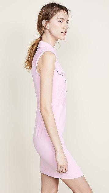Veronica Beard Britton Sleeveless Dress