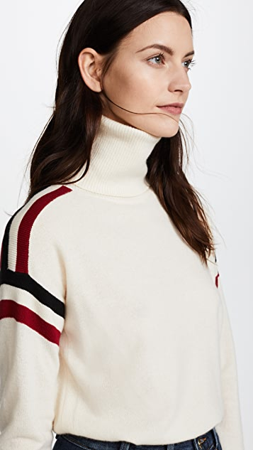 Veronica Beard Canter Turtleneck