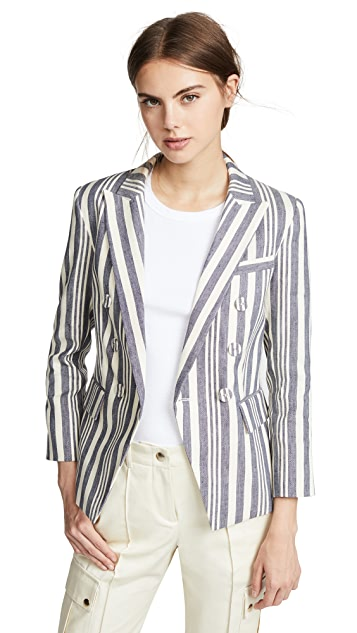 Veronica Beard Geneva Dickey Jacket