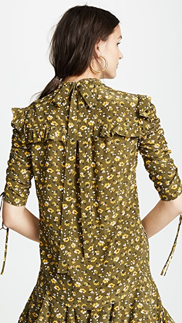 Veronica Beard Howell Blouse