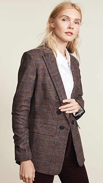 Veronica Beard Beacon Dickey Jacket