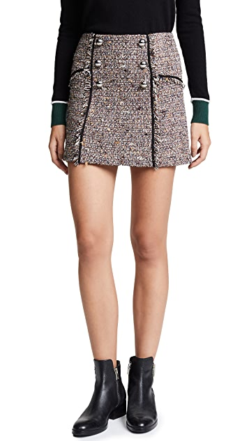 Veronica Beard Starck Skirt