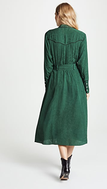 Veronica Beard Платье Spur