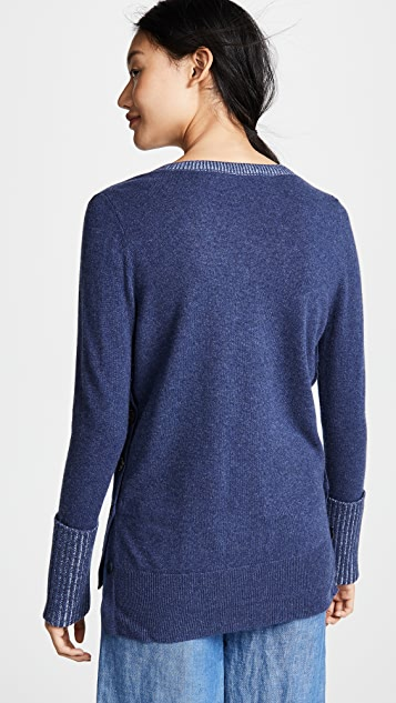 Veronica Beard Rene Cashmere Sweater