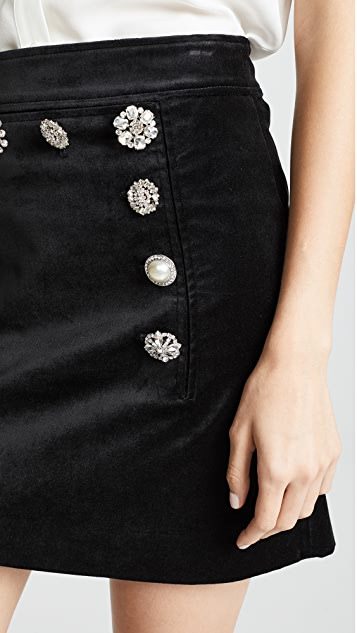 Veronica Beard Ording Skirt