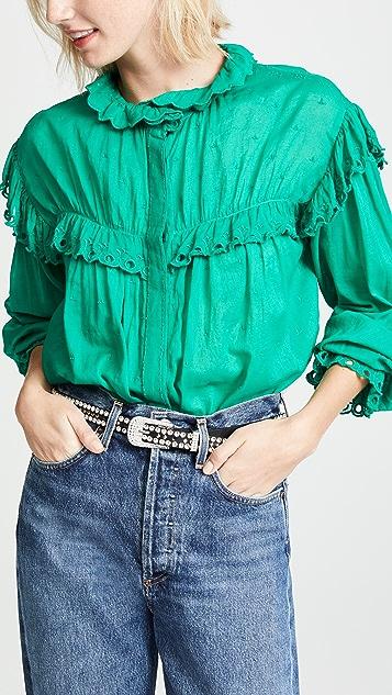 Veronica Beard Cowgirl Belt