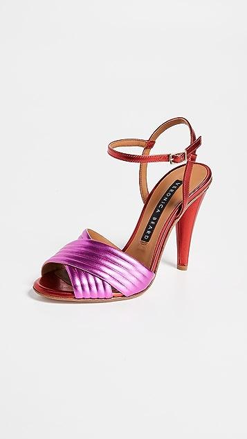 Veronica Beard Olympia Sandals