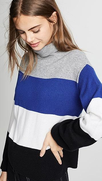 Veronica Beard Faber Cashmere Sweater