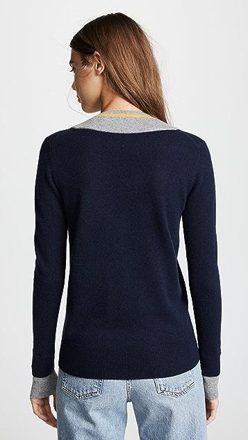 Veronica Beard Mollie Cashmere Sweater