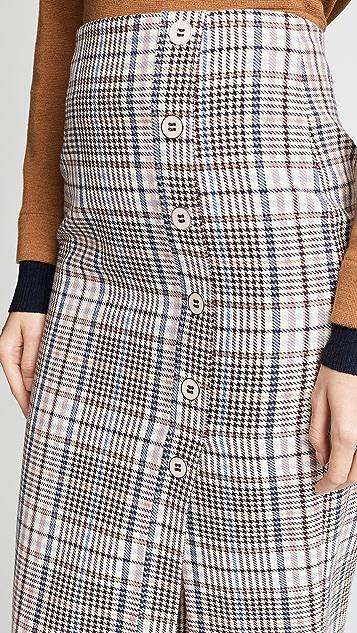 Veronica Beard Melor Skirt