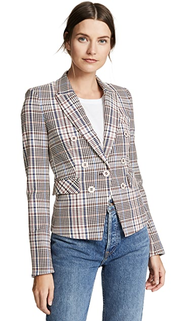Veronica Beard Diego Dickey Jacket