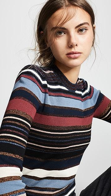 Veronica Beard Palmas Sweater