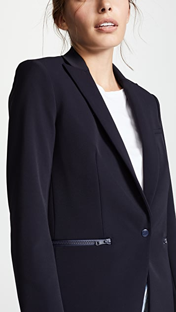 Veronica Beard Scuba Jacket