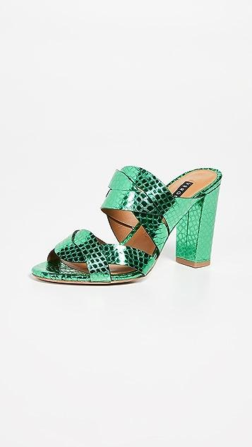 Veronica Beard Macey 穆勒鞋