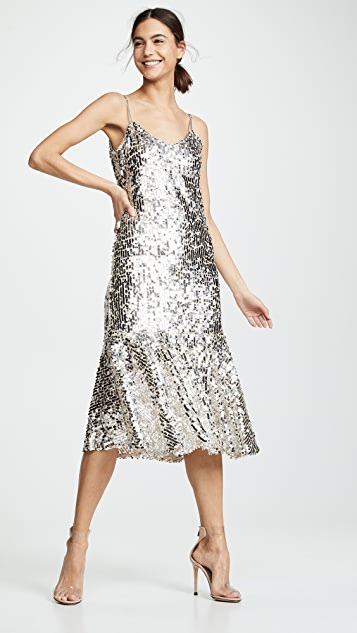 2bc4b9dd6796 Veronica Beard Mykola Sequin Dress   SHOPBOP