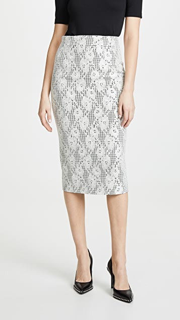 Veronica Beard Basil Skirt
