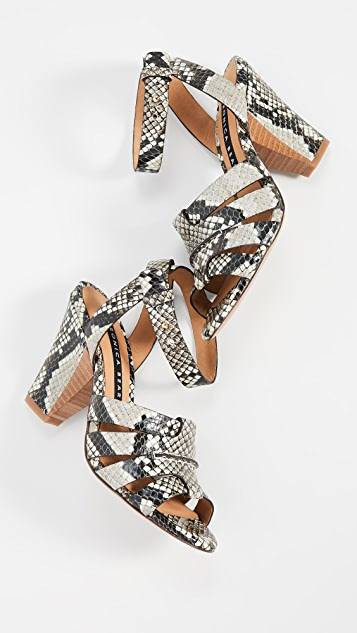 Veronica Beard Charley Sandals