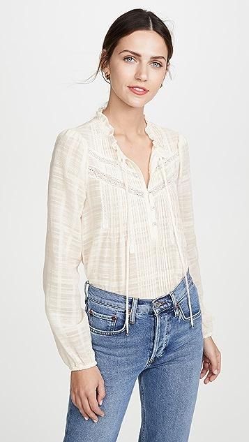 Veronica Beard Jamie 女式衬衫
