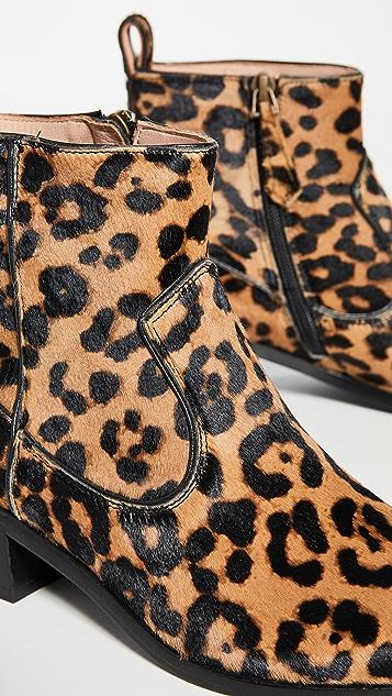 Veronica Beard Tanner 短靴