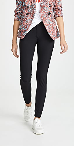 Veronica Beard - 黑色潜水风格贴腿裤