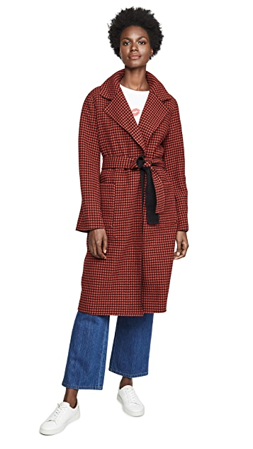 Veronica Beard Lyonia Cashmere Coat