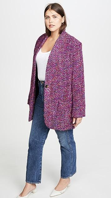 Veronica Beard Crispin Coat