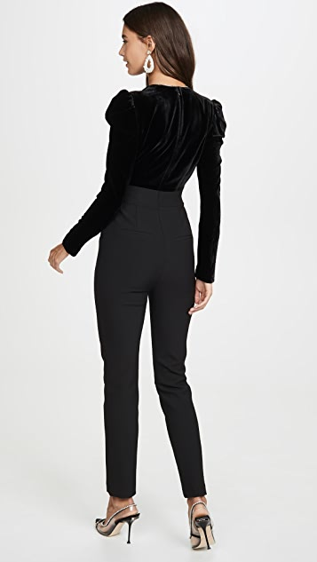 Veronica Beard Cleo Jumpsuit