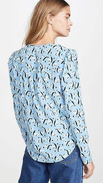 Veronica Beard Ashville 女式衬衫